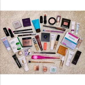 Assorted Beauty & Makeup Products